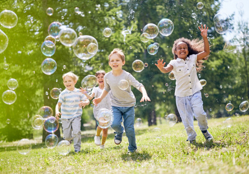 5 Outdoor Summer Games for Kids