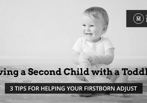 Having a Second Child With a Toddler? How to Help Your Firstborn Adapt