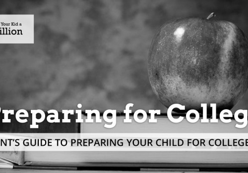 Preparing for College: Tips for Parents
