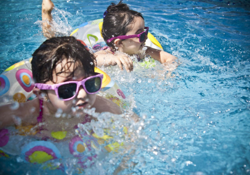 Swimming Safe: 5 Top Pool Safety Tips for Parents